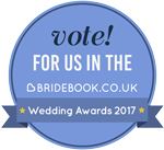Vote for Andrew Davis Photography in the Wedding Awards
