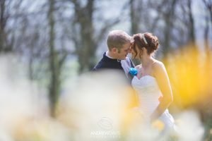April & Paul at The Coed-y-Mwstwr Hotel, Coychurch by Andrew Davis Photography., Pencoed near Bridgend.