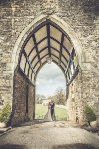 Clearwell Castle gatehouse by Andrew Davis Photography