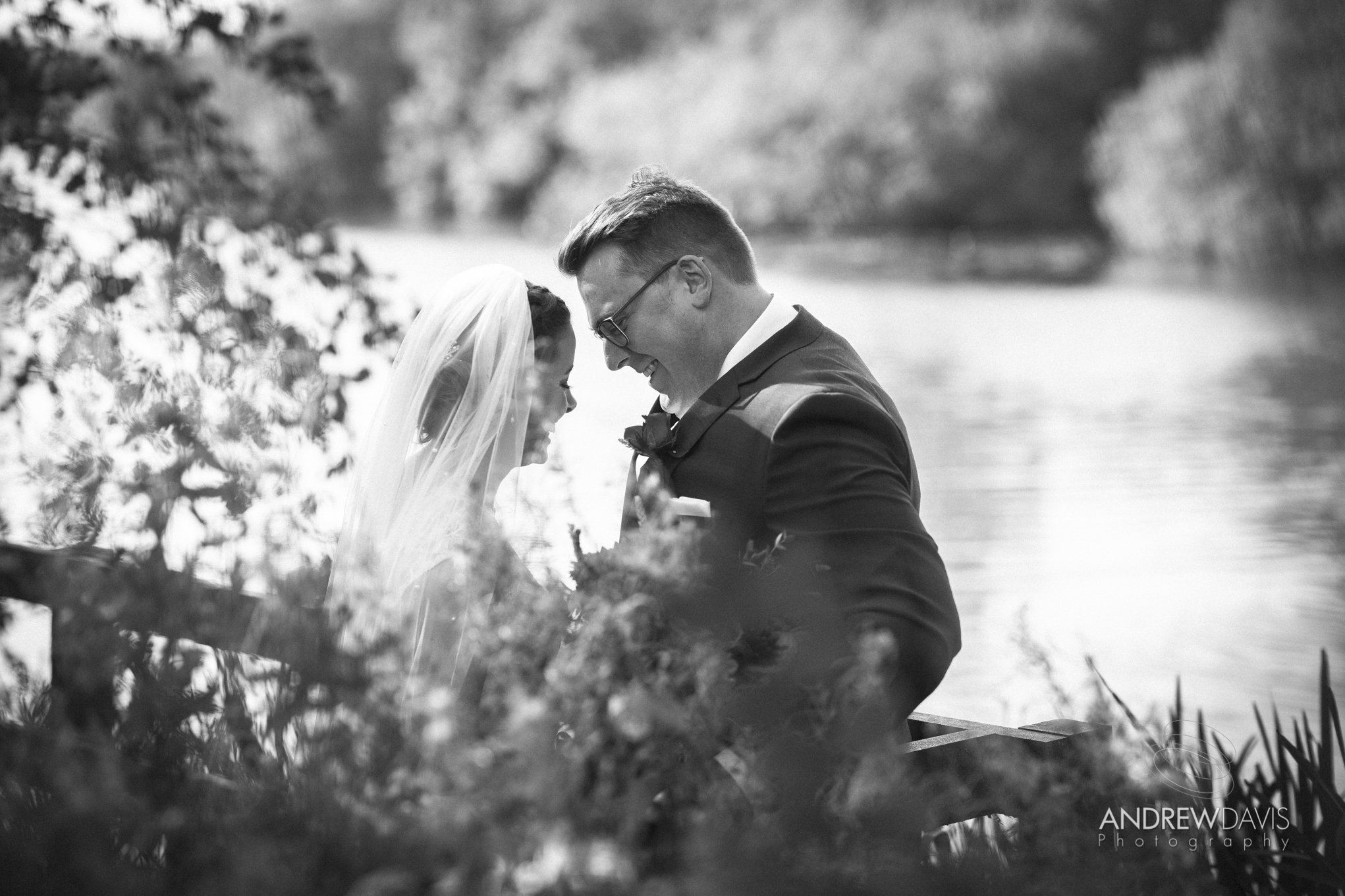 Emma & Rob, by Andrew Davis Photography